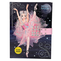 Fantasy Model  Diary With Code  Ballet